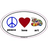 Peace, Love, Art