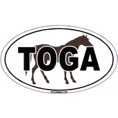 Toga With Horse